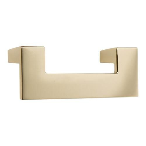U Turn Pull 2 1/2 Inch (c-c) - French Gold