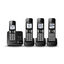 KX-TGD394 Cordless Phones