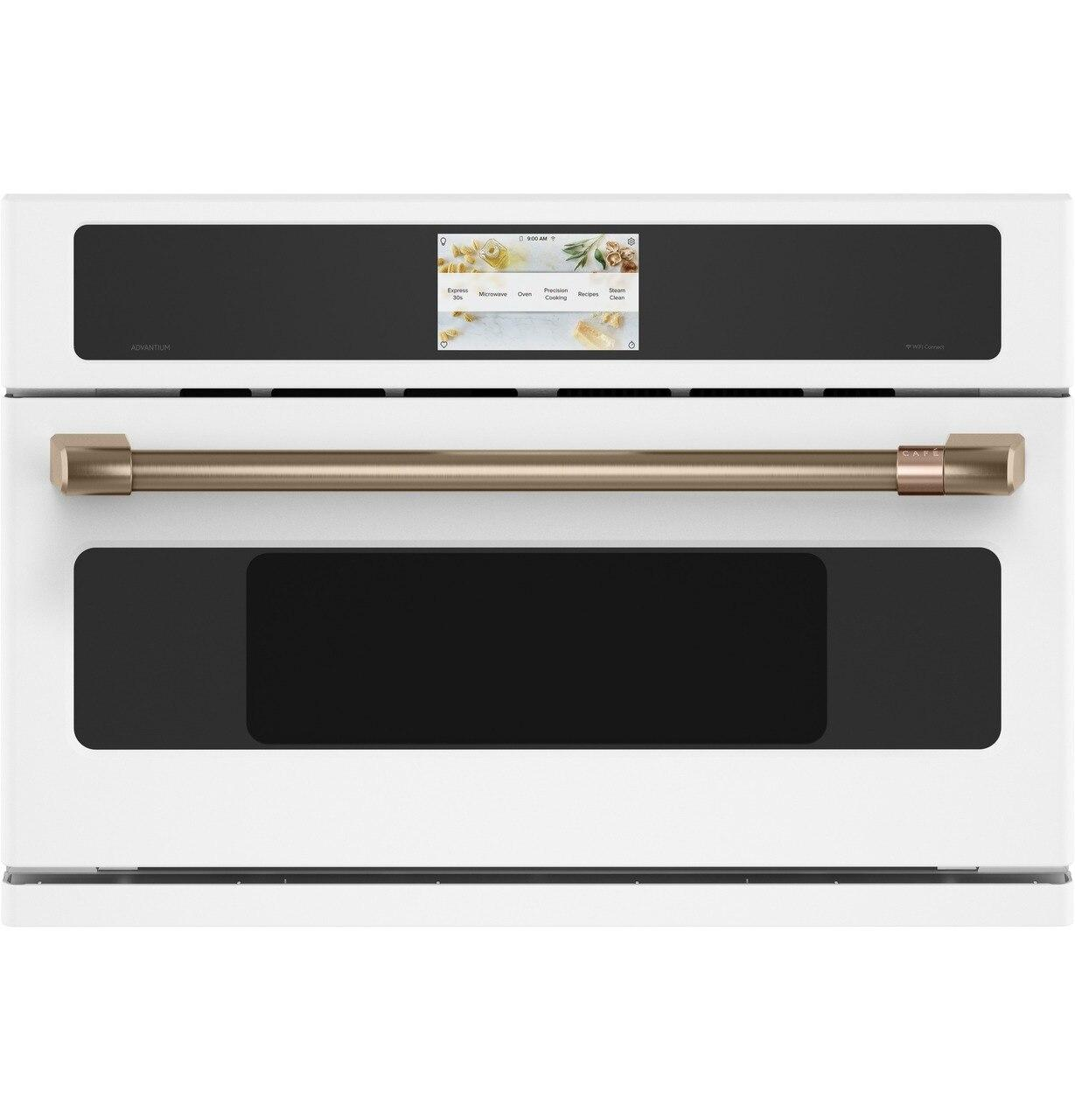 """CafeCafé™ 30"""" Smart Five In One Wall Oven With 240v Advantium® Technology"""