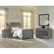 Sleigh Bed (available in twin or full) Product Image