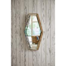 See Details - Key Hole Mirror