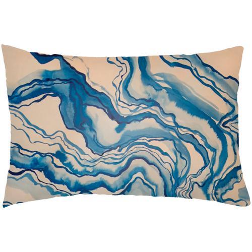 "Surya - Watercolor Marble WCM-001 16""H x 16""W"