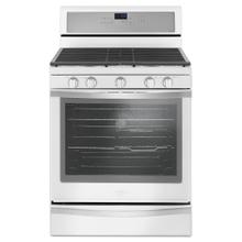 See Details - 5.8 Cu. Ft. Freestanding Gas Range with EZ-2-Lift Hinged Grates