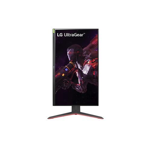 LG - 27'' UltraGear QHD Nano IPS 1ms 165Hz HDR Monitor with G-SYNC Compatibility