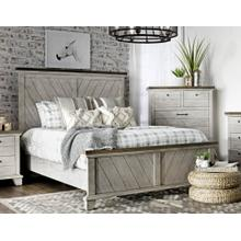 Bear Creek 3-Piece Queen Bed