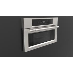 """Fulgor Milano30"""" Steam Oven - Stainless Steel"""