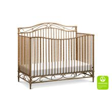 See Details - Vintage Gold Noelle 4-in-1 Convertible Crib