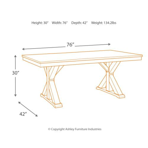 Grindleburg Dining Table