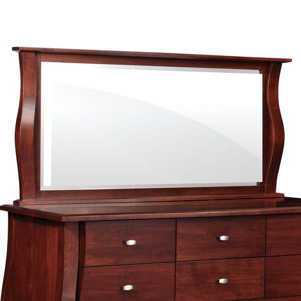 See Details - Sophia Bureau Mirror, 67'w x 27'd