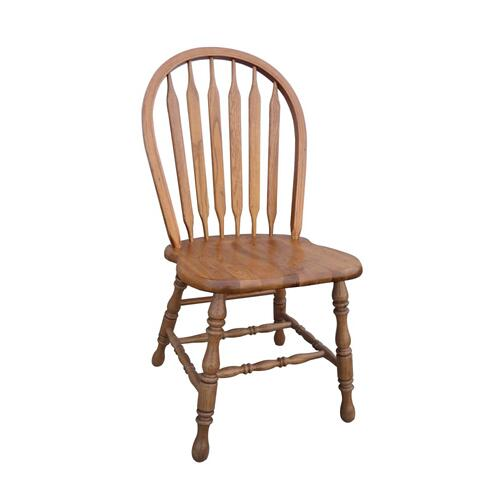 Gallery - Country Arrowback Side Chair