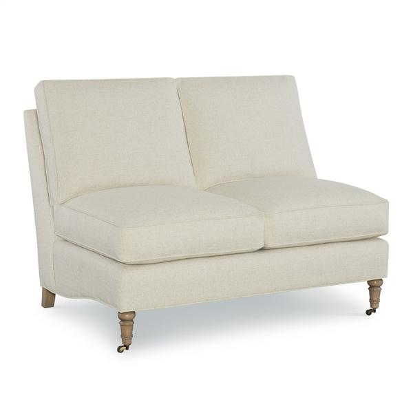See Details - Armless Loveseat