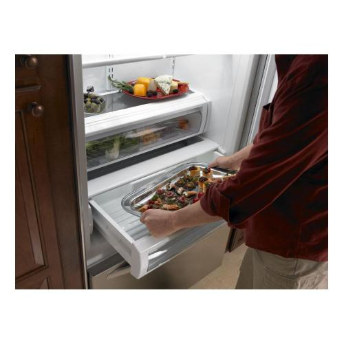 KitchenAid - 20.8 Cu. Ft. 36-Inch Width Right-Hand Door Swing Architect® Series II - Stainless Steel