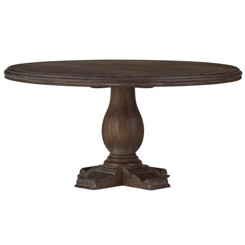 Drake Round Pedestal Table