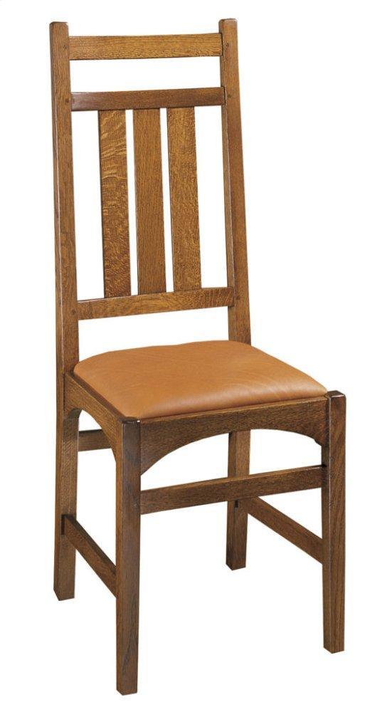 Stickley FurnitureSide Chair, Cherry Harvey Ellis Side Chair, No Inlay