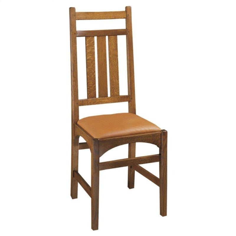 Side Chair, Cherry Harvey Ellis Side Chair, No Inlay