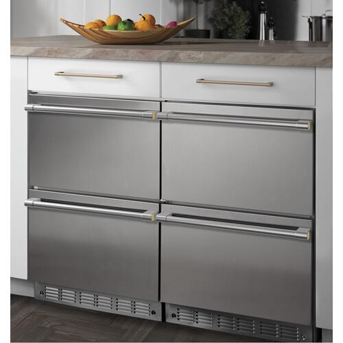 Monogram Double-Drawer Refrigerator