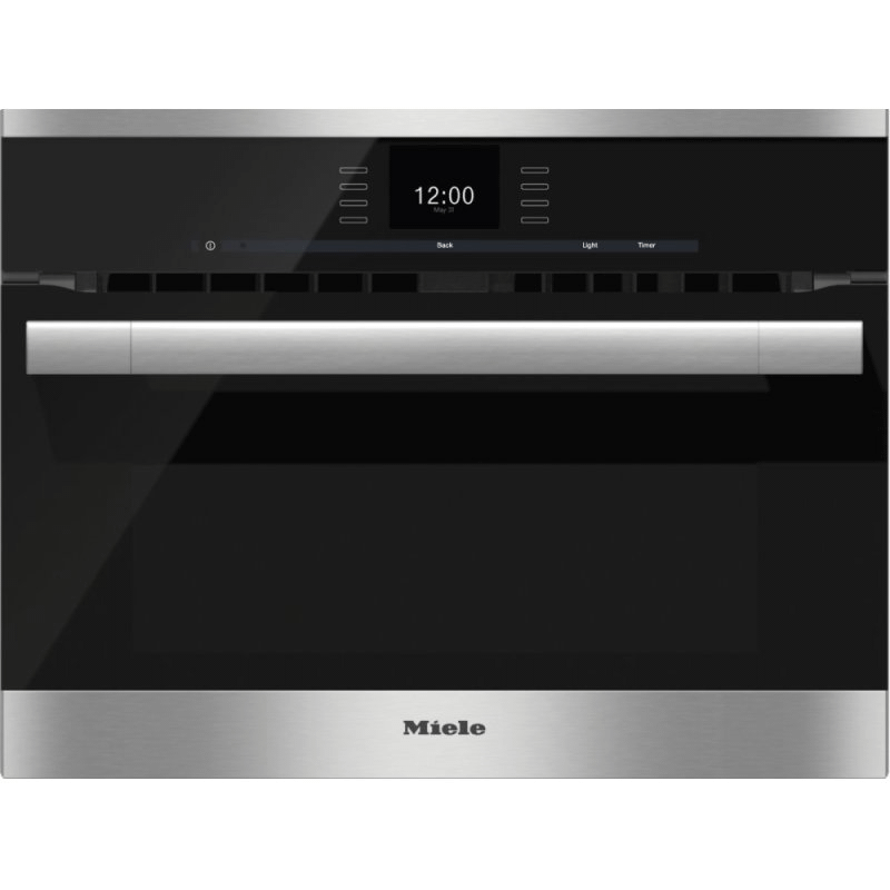 H 6500 BM - 24 Inch Speed Oven with combi-modes and Roast probe for precise-temperature cooking.