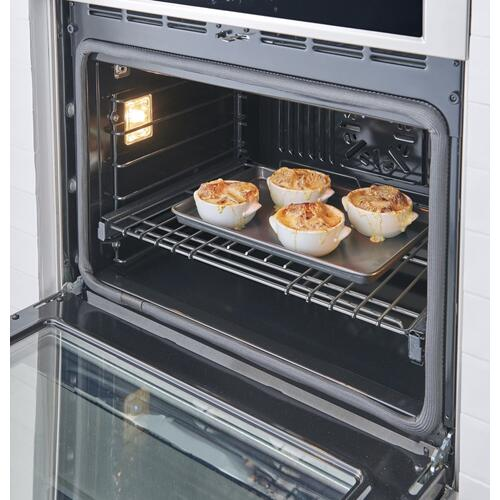 """Monogram - Monogram 30"""" Smart Electric Convection Single Wall Oven Statement Collection"""