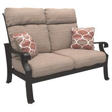Chestnut Ridge Loveseat With Cushion