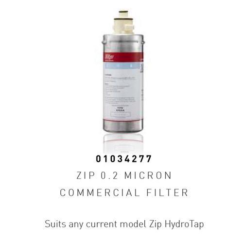 Zip Water - ZIP 0.2 MICRON COMMERCIAL FILTER