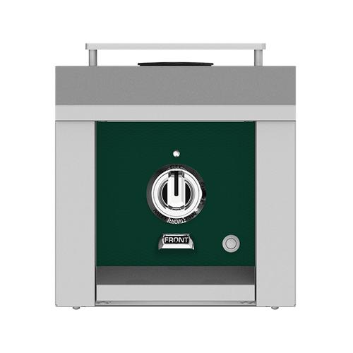 """Hestan - 12"""" Hestan Outdoor Single Side Burner - AGB Series - Grove"""