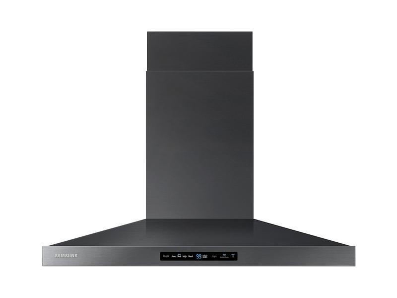 "Samsung36"" Wall Mount Hood In Black Stainless Steel"