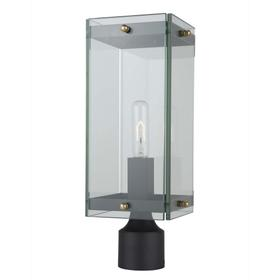 Bradgate AC8133BK Outdoor Post Light