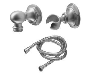 Wall Mounted Handshower Kit - Hex Product Image