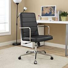 Cavalier Highback Office Chair in Black