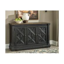 View Product - Tyler Creek Dining Room Server Black/Gray
