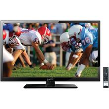 """24"""" 1080p LED TV, AC/DC Compatible with RV/Boat"""