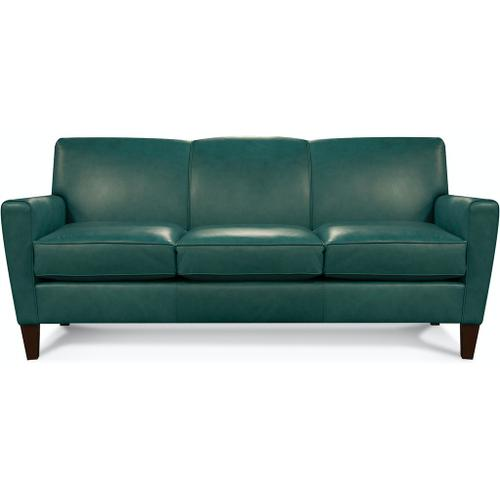 6205LS Collegedale Leather Sofa