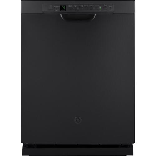 Gallery - GE® Stainless Steel Interior Dishwasher with Front Controls