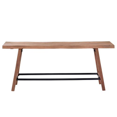 Steve Silver Co. - Tahoe 3-Piece Counter Dining (Counter Table & 2 Counter Benches)