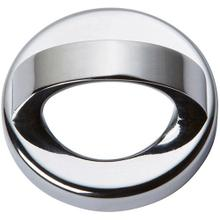 Tableau Round Base and Top 1 7/16 Inch (c-c) - Polished Chrome