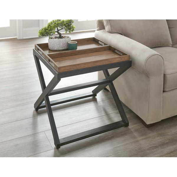 See Details - Topeka End Table