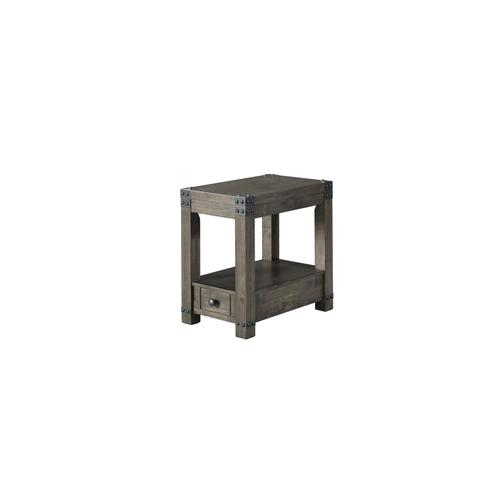 Gallery - 7593 Power Chairside Table