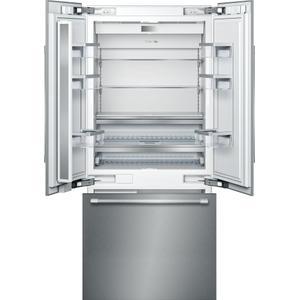 ThermadorBuilt-in French Door Bottom Freezer 36'' flat hinge T36IT903NP