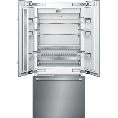 Thermador - Built-in French Door Bottom Freezer 36'' T36IT903NP