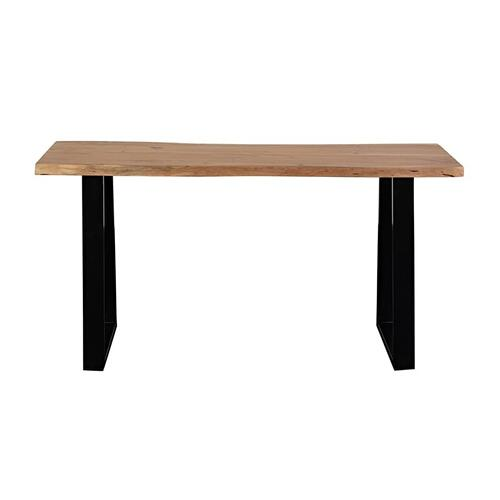 Manzanita Natural Acacia Console Table with Different Bases, VCA-CS58N