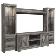 Wynnlow 4-piece Entertainment Center Product Image