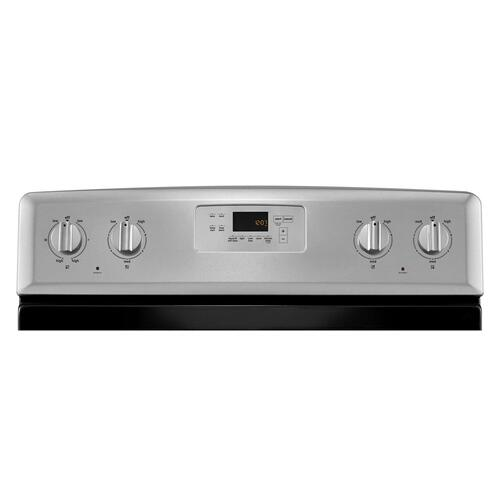 Gallery - 30-inch Wide Electric Range with Precision Cooking System - 6.2 cu. ft.