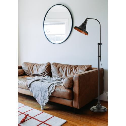 60W Taranto Metal Adjust Able Floor Lamp