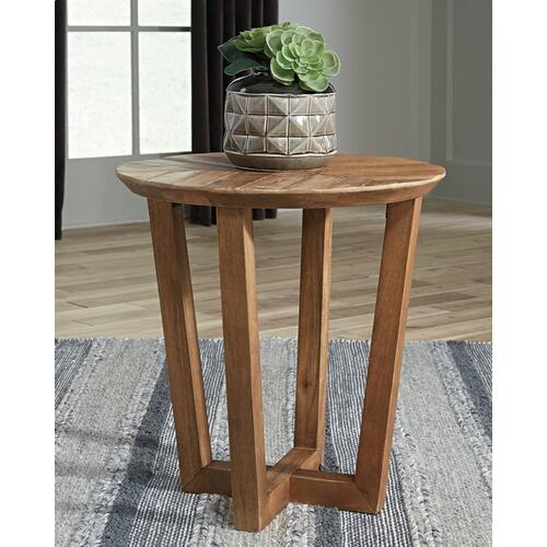 Kinnshee End Table