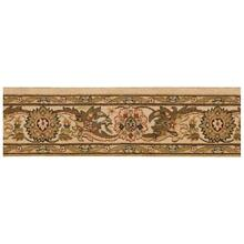 Grand Parterre Kashan Elite Pt01 Beige Border