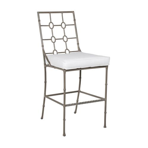 Savannah Armless Bar Stool