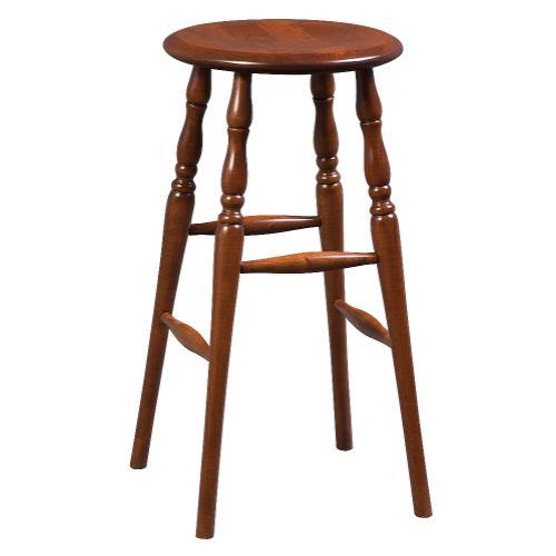 "Zimmerman Chair - 24"" Round Seat Stool"