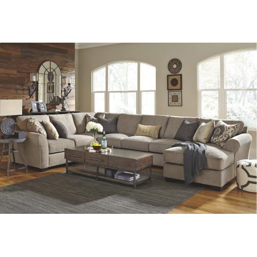 Pantomine 4-piece Sectional With Chaise