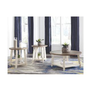 Bolanbrook 3 Piece Table Set