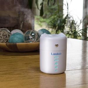 Lasko - Ultrasonic Travel Humidifier